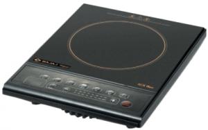 Bajaj ICX Neo 1600-Watt Induction Cooker (Black)