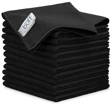 Buff Pro Multi-surface Microfiber Cleaning Cloths_usa