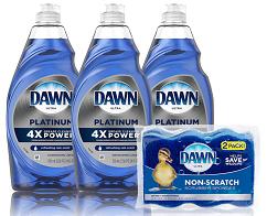 Dawn Dish Soap Dishwashing Liquid_usa