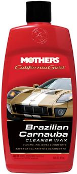 Mothers California Gold Brazilian Carnauba Cleaner Liquid Wax_usa