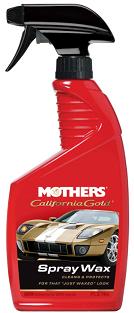 Mothers California Gold Carnauba Wax Spray_usa