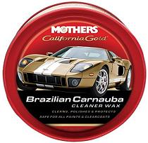 Mothers Polish California Gold Brazilian Cleaner Wax Paste_india