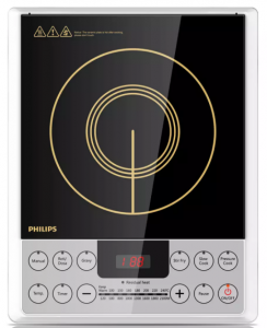 Philips HD4929 2100-Watt Induction Cooker (Black)