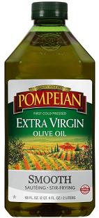 Pompeian Smooth Extra Virgin Olive Oil_usa
