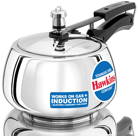 Hawkins Stainless Steel Contura Pressure Cooker