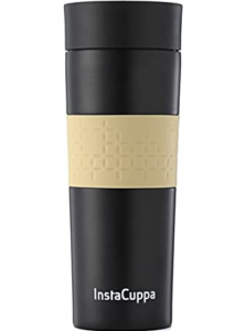 InstaCuppa Vacuum Insulated Coffee & Tea Thermos Flask